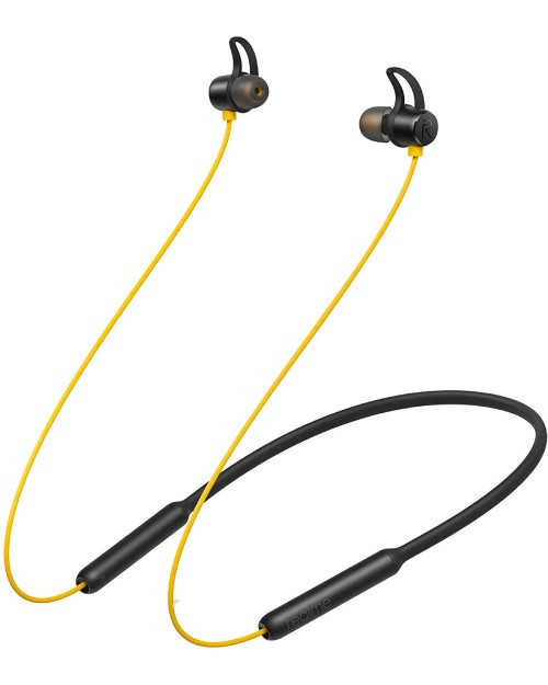 Наушники Realme Wireless Earbuds RMA108 yellow