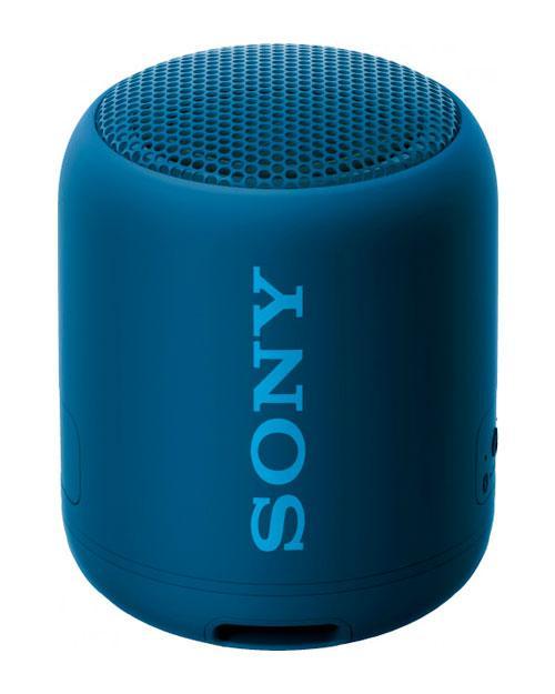 Портативная колонка Sony SRS-XB12 синий