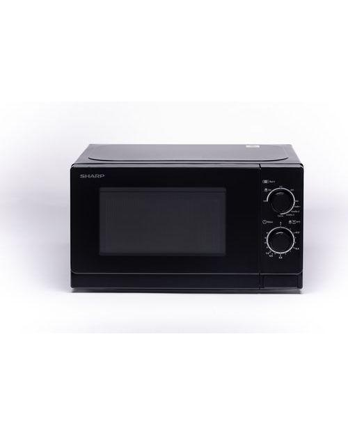 Микроволновая печь Sharp R6000RK с грилем, black ( 800Вт., 20л., механическое управление)