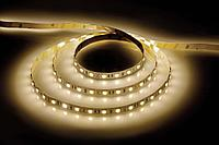 Светодиодная LED лента Feron LS606, 60SMD(5050)/м 14.4Вт/м 5м IP20 12V 3000К