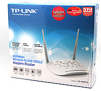 Модем беспроводной VDSL2/ADSL2+ 300M GbE Tp-Link TD-W9970 , фото 1