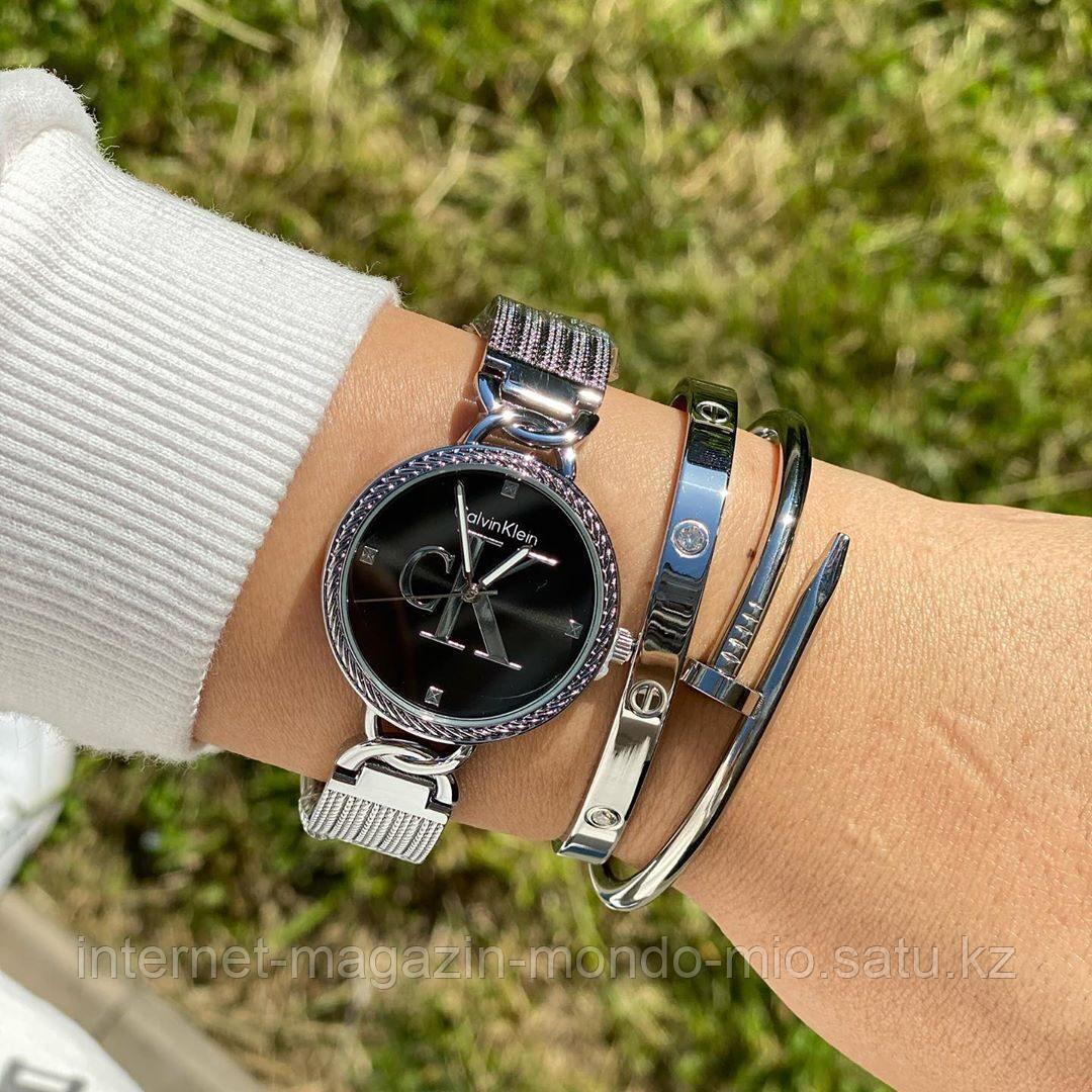 Набор Часы + браслет Картье и второй браслет Гвоздь в подарок