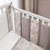 Защита для кровати Стик-борта 5шт Perina Elfetto Молочно-Белый