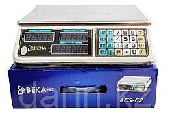 Весы торговые ВЕКА ASC-C2