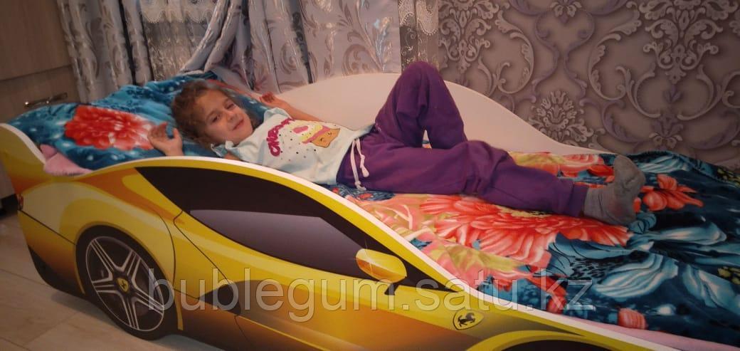 Детская кровать-машина «Феррари»