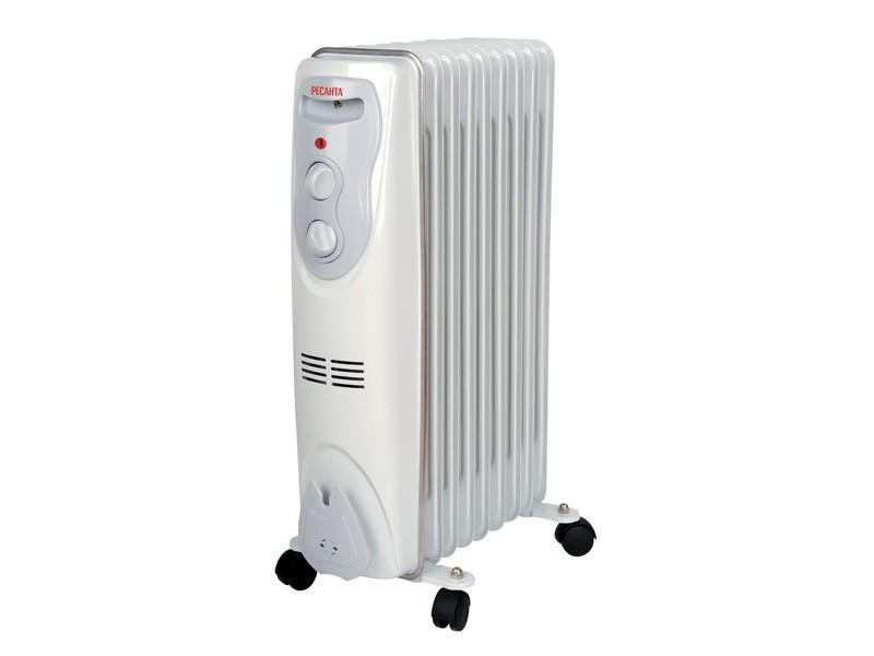 Масляный радиатор ОМ-9Н (2 кВт)