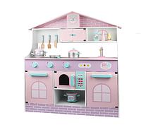 Детская деревянная кухня 1073. Новинка 2020!