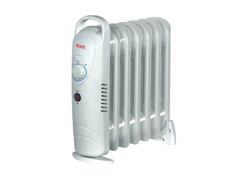Масляный радиатор  ОММ-7Н (0,7 кВт)