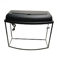Аквариум телевизор 25 литров (гнутое стекло)