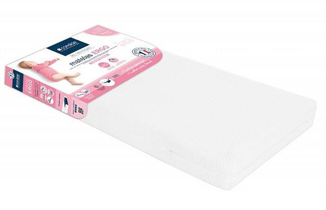 Латексный матрас для кровати со съемным чехлом CANDIDE Latex mattress 60*120см (толщ.12см)