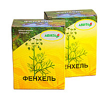 """Фенхель семена """"Авита"""" 50 г х 2 шт. (от кашля, коклюша, при бронхите, болезнях печени, почек)"""
