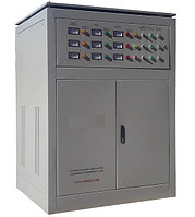 Стабилизатор трехфазный электромеханический ECOLUX 3Ф 100 KVA