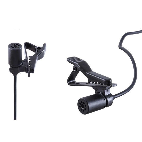 Петличный микрофон BOYA BY-M1 (штекер MiniJack 3,5 mm)