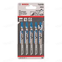 Пилки для лобзика Bosch T127 D HSS 2608631017