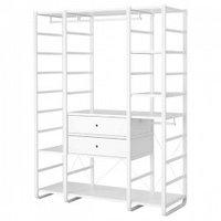 Гардеробные системы IKEA IKEA ЭЛВАРЛИ 3 секции