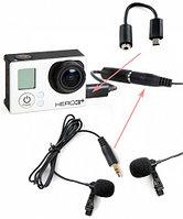 Петличный микрофон BOYA BY-LM20 для GoPro