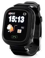 Умные часы детские Smart baby watch Q90 (Черный)