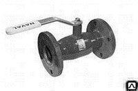 Кран шаровый стальной DZT Ду50 Ру16 п/привар 150C Broen 4110216050 пр.Дания