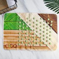 Массажный коврик для спины 'Эко', 40 х 60 см