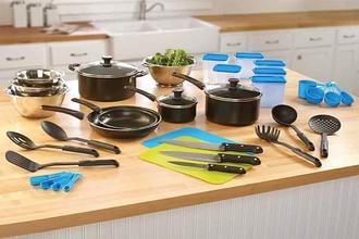 Посуда и аксессуары для кухни (Fissman)
