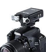 Стерео микрофон для зеркальных фотоаппаратов BOYA BY-SM80