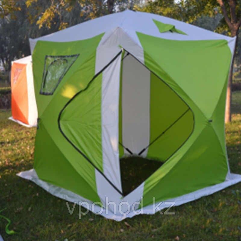 Палатка куб для зимней рыбалки LANYU
