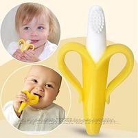 Прорезыватель для зубов  банан(силиконовый), фото 4
