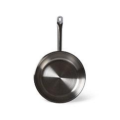 Сковорода 28x6,5см без крышки (нерж.сталь)