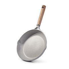 Сковорода для жарки BORNEO 24x5 см (алюминий)