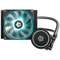 Жидкостная система охлаждения ID-Cooling AURAFLOW 120 <LED RGB, Intel 2011/1366/1151/1150/1155/1156/775, AMD,