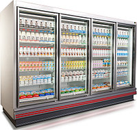 Холодильная горка Цюрих-1 ВН53.105Н-3.898 (5G) (Ариада)