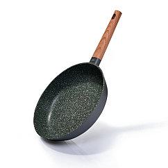 Сковорода для жарки ETNA STONE 28x6 см (алюминий)