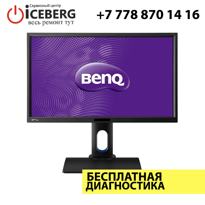 Ремонт мониторов BENQ