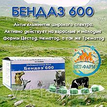 Бендаз Болюсы 600 мг