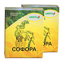 """Софора """"Авита"""" 50 г х 2 шт. (при гипертонии, инсульте, при аллергии, экземах и ожогах)"""