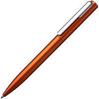 Ручка шариковая Drift Silver, оранжевая