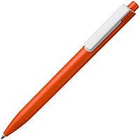 Ручка шариковая Rush, оранжевая, фото 1