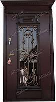 Дверь стальная утепленная в коттедж