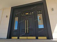 Дверь входная нестандарт