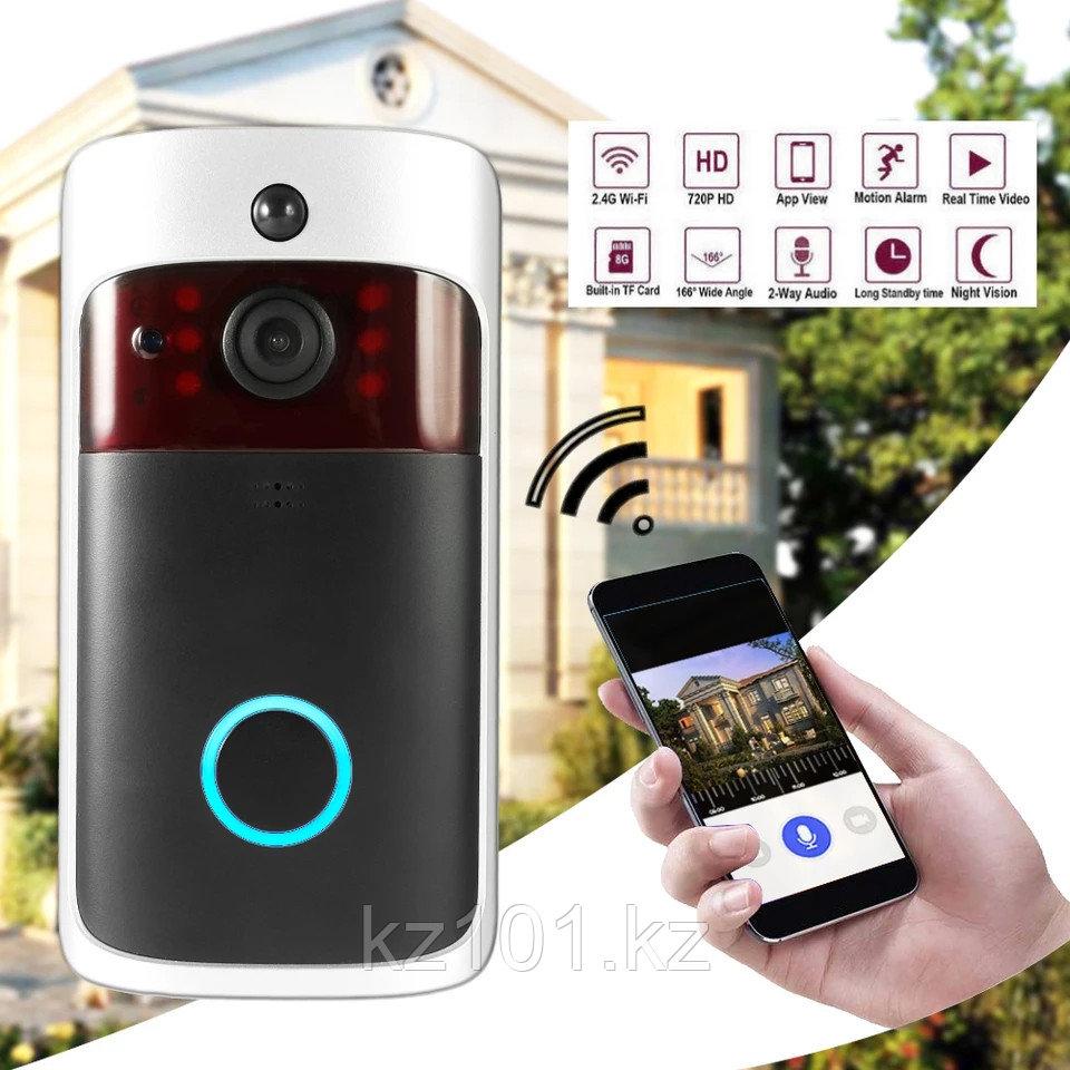 Видеодомофон беспроводной WiFi