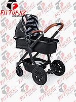 Коляска-трансформер Happy Baby 2в1 MOMMER (black)