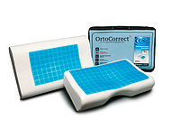Ортопедическая подушка с охлаждающим эффектом