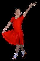 Платье рейтинговое АККУ Цвет Красный Размер 32 Материал Полиамид