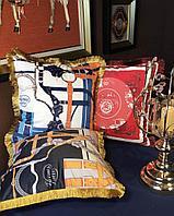 Декоративные велюровые подушечки