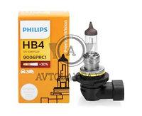 9006PVC1 HB4 12V 55W Philips Premium Vision Штатная галогенная лампа