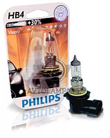 9006PVB1 HB4 12V 55W Philips Premium Vision Штатная галогенная лампа
