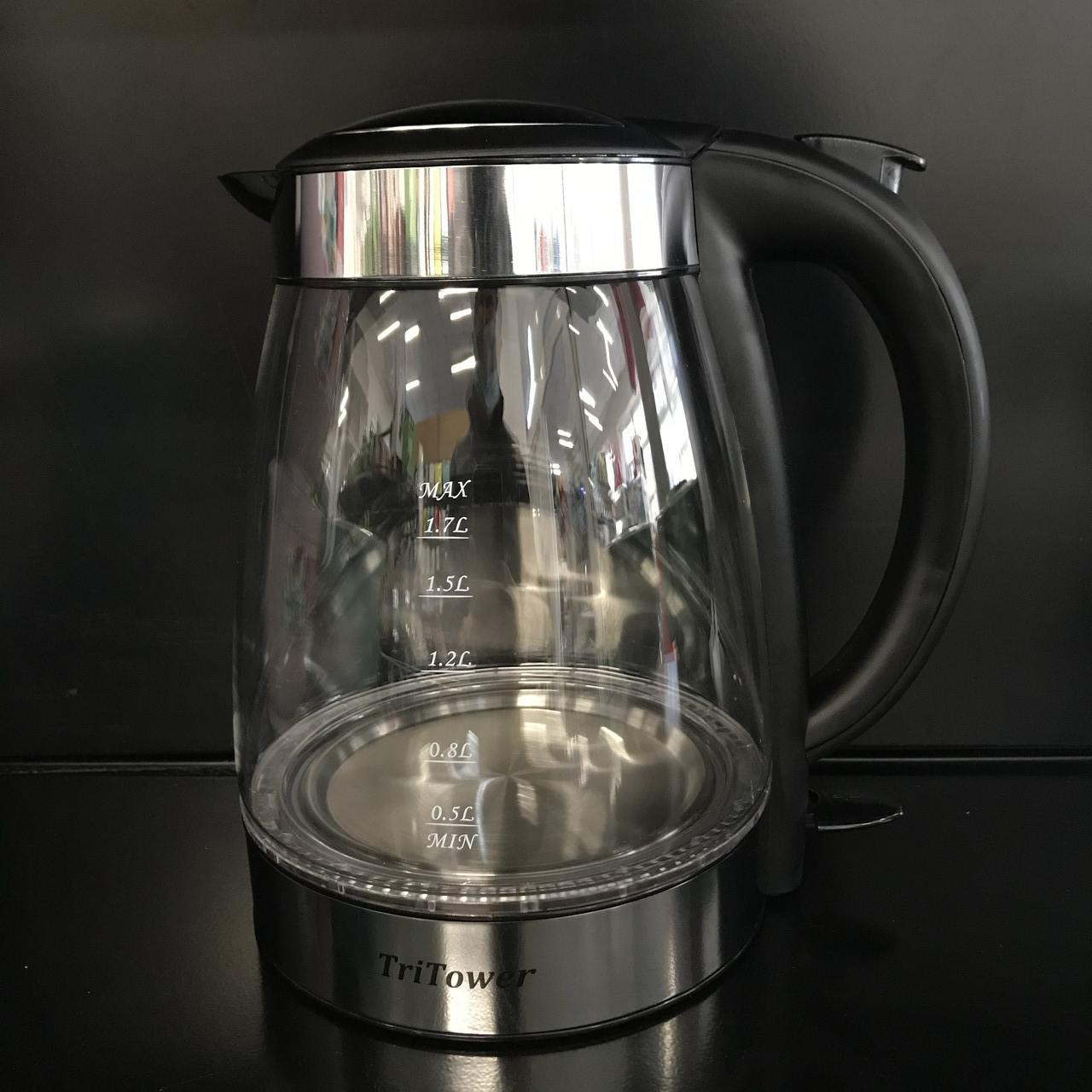 Электрический чайник. TriTower 2,2 L. - фото 2