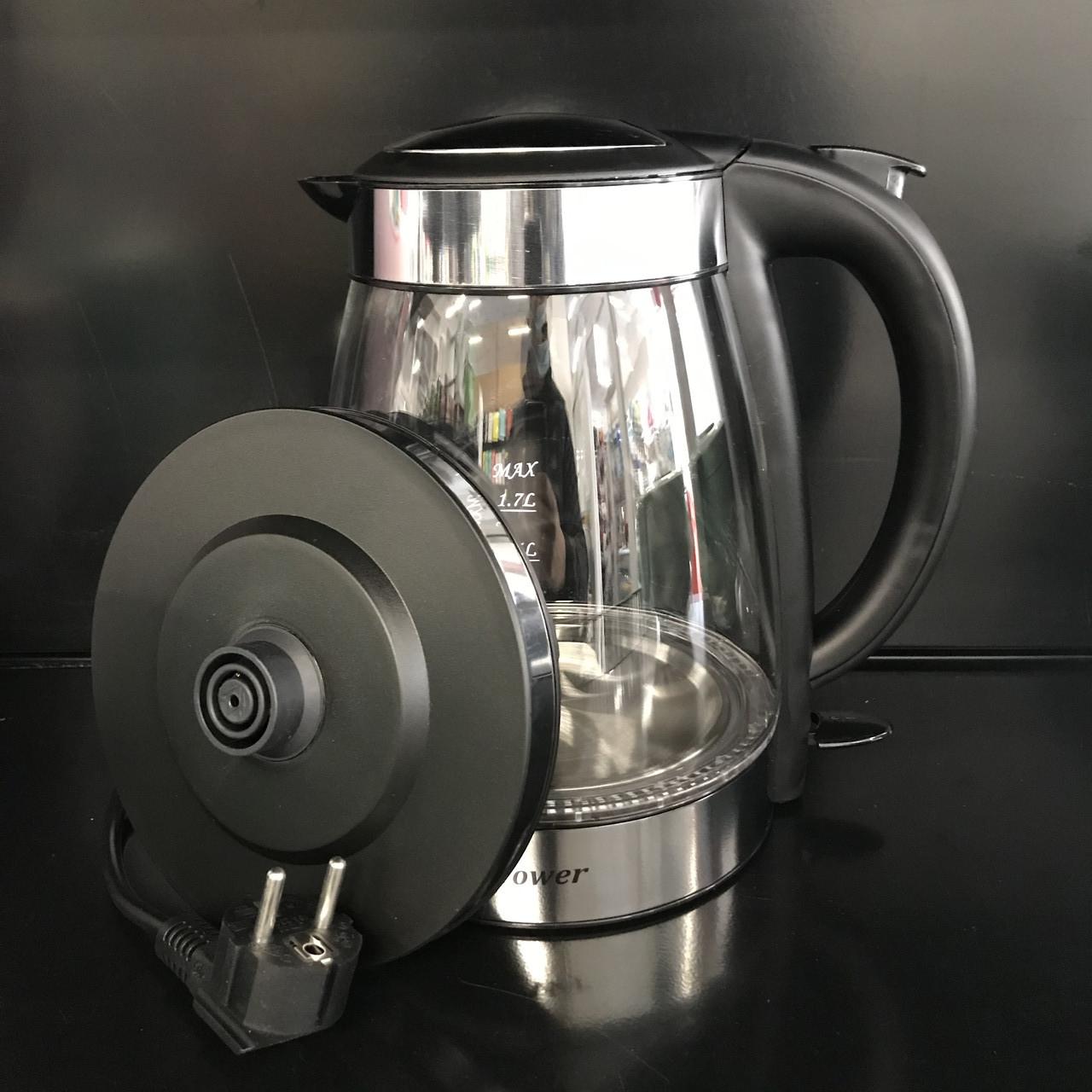 Электрический чайник. TriTower 2,2 L. - фото 3