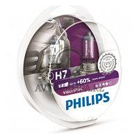 12972VPS2 H7 Philips VisionPlus Штатная галогенная лампа