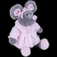 SOFTOY Мышь в шубе 36 см